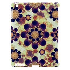 Luxury Decorative Symbols  Apple Ipad 3/4 Hardshell Case (compatible With Smart Cover) by dflcprints