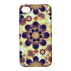 Luxury Decorative Symbols  Apple Iphone 4/4s Hardshell Case With Stand by dflcprints