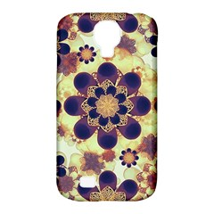 Luxury Decorative Symbols  Samsung Galaxy S4 Classic Hardshell Case (pc+silicone) by dflcprints