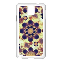 Luxury Decorative Symbols  Samsung Galaxy Note 3 N9005 Case (white) by dflcprints