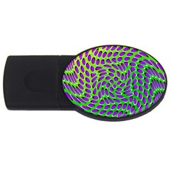 Illusion Delusion 4gb Usb Flash Drive (oval)