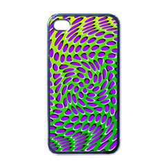 Illusion Delusion Apple Iphone 4 Case (black) by SaraThePixelPixie