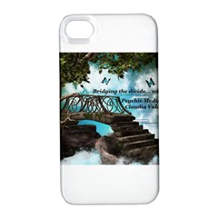 Psychic Medium Claudia Apple Iphone 4/4s Hardshell Case With Stand by thesmallmediumatlarge