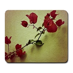 Santa Rita Flower In Warm Colors Wall Photo Large Mousepad by dflcprints