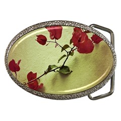 Santa Rita Flower In Warm Colors Wall Photo Belt Buckle by dflcprints