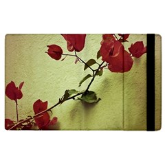 Santa Rita Flower Apple Ipad 2 Flip Case by dflcprints