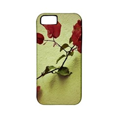 Santa Rita Flower Apple Iphone 5 Classic Hardshell Case (pc+silicone) by dflcprints