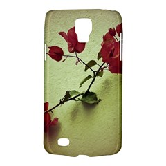 Santa Rita Flower Samsung Galaxy S4 Active (i9295) Hardshell Case by dflcprints