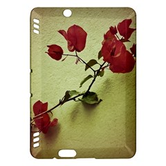 Santa Rita Flower Kindle Fire Hdx 7  Hardshell Case by dflcprints