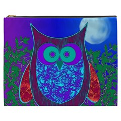 Moon Owl Cosmetic Bag (xxxl)