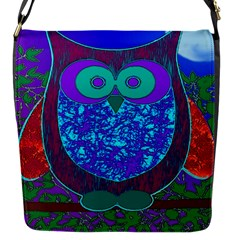 Moon Owl Removable Flap Cover (small) by SaraThePixelPixie