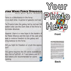 Sabacc Part 2 + Force Struggle By Theo   Multi Purpose Cards (rectangle)   O67fn7vckrfa   Www Artscow Com Back 51