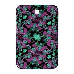 Floral Arabesque Pattern Samsung Galaxy Note 8 0 N5100 Hardshell Case  by dflcprints