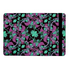 Floral Arabesque Pattern Samsung Galaxy Tab Pro 10 1  Flip Case by dflcprints