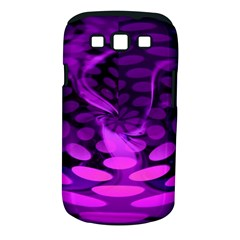 Abstract In Purple Samsung Galaxy S Iii Classic Hardshell Case (pc+silicone)