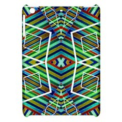 Colorful Geometric Abstract Pattern Apple Ipad Mini Hardshell Case