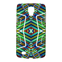 Colorful Geometric Abstract Pattern Samsung Galaxy S4 Active (i9295) Hardshell Case by dflcprints