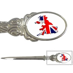 UK Forever -  Letter Opener by Landsbright