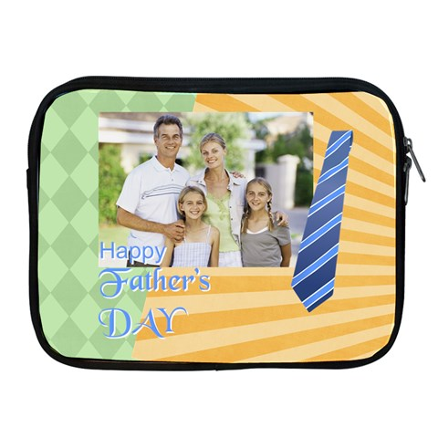 Fathers Day By Dad   Apple Ipad Zipper Case   Srhdrlp9hebm   Www Artscow Com Front