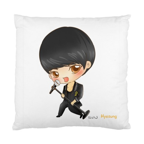 Hyesung By Glecy   Standard Cushion Case (one Side)   Q0k7vbxulrgw   Www Artscow Com Front