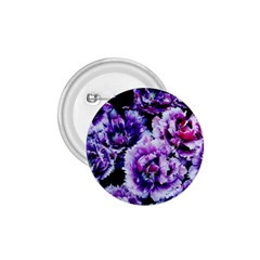 Purple Wildflowers Of Hope 1.75  Button