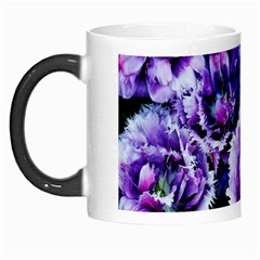 Purple Wildflowers Of Hope Morph Mug by FunWithFibro