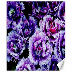 Purple Wildflowers Of Hope Canvas 20  X 24  (unframed) by FunWithFibro