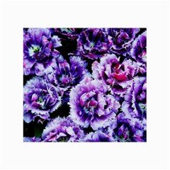 Purple Wildflowers Of Hope Canvas 24  X 36  (unframed) by FunWithFibro
