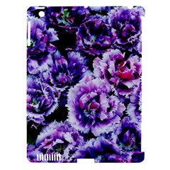 Purple Wildflowers Of Hope Apple Ipad 3/4 Hardshell Case (compatible With Smart Cover) by FunWithFibro