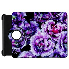 Purple Wildflowers Of Hope Kindle Fire Hd 7  (1st Gen) Flip 360 Case by FunWithFibro