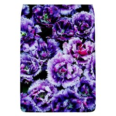 Purple Wildflowers Of Hope Removable Flap Cover (Large)