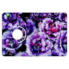 Purple Wildflowers Of Hope Kindle Fire Hdx 7  Flip 360 Case by FunWithFibro