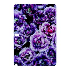 Purple Wildflowers Of Hope Samsung Galaxy Tab Pro 10 1 Hardshell Case by FunWithFibro