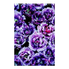 Purple Wildflowers of Hope Shower Curtain 48  x 72  (Small)