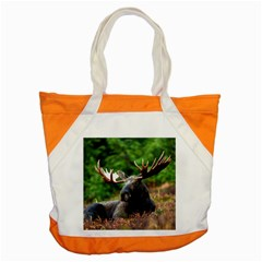 Majestic Moose Accent Tote Bag by StuffOrSomething