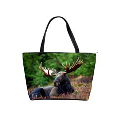 Majestic Moose Large Shoulder Bag by StuffOrSomething