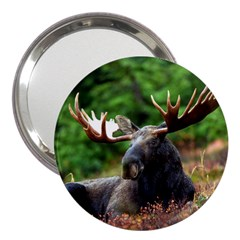 Majestic Moose 3  Handbag Mirror by StuffOrSomething
