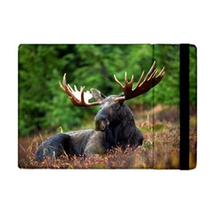 Majestic Moose Apple Ipad Mini Flip Case by StuffOrSomething