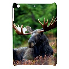 Majestic Moose Apple Ipad Mini Hardshell Case by StuffOrSomething