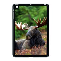Majestic Moose Apple Ipad Mini Case (black) by StuffOrSomething
