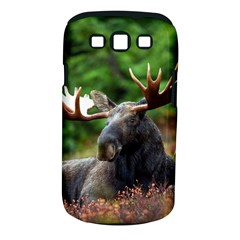 Majestic Moose Samsung Galaxy S Iii Classic Hardshell Case (pc+silicone) by StuffOrSomething