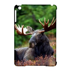 Majestic Moose Apple Ipad Mini Hardshell Case (compatible With Smart Cover) by StuffOrSomething