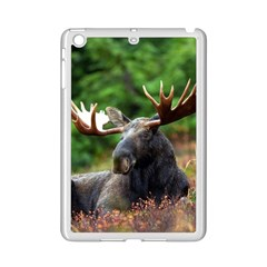 Majestic Moose Apple Ipad Mini 2 Case (white) by StuffOrSomething