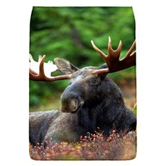 Majestic Moose Removable Flap Cover (small) by StuffOrSomething