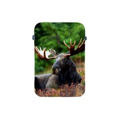 Majestic Moose Apple Ipad Mini Protective Sleeve by StuffOrSomething