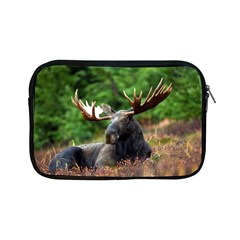 Majestic Moose Apple Ipad Mini Zippered Sleeve by StuffOrSomething