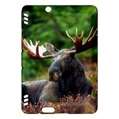 Majestic Moose Kindle Fire Hdx 7  Hardshell Case by StuffOrSomething