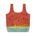 watermelon  - Full Print Recycle Bag (M)