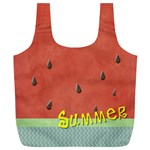 watermelon  - Full Print Recycle Bag (XL)