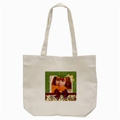 Christmas By Joely   Tote Bag (cream)   Wikdyt91jb8r   Www Artscow Com Back